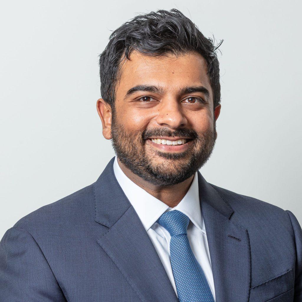 Dr Haren Nandapalan